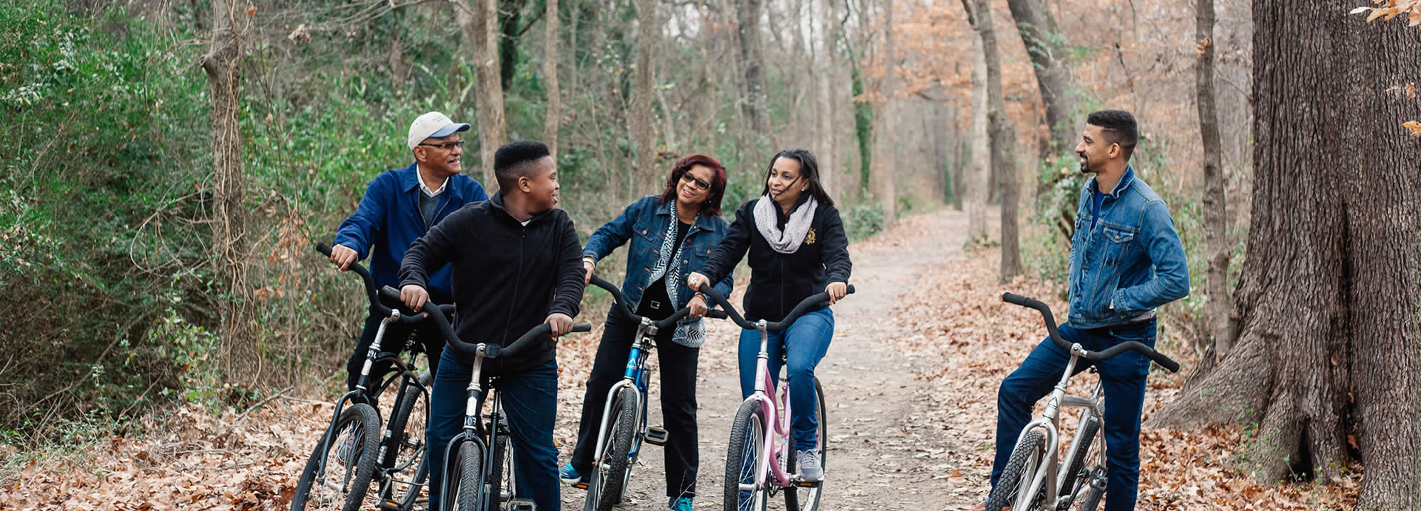 Check out a free bike on the Roanoke Canal Trail